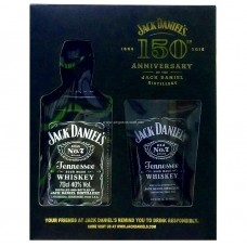 Jack Daniel's Tennessee Whiskey with Glass Set