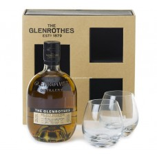 Glenrothes Select Reserve (2 Whisky Glasses Set)