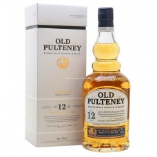 Old Pulteney 12 Years Old Single Malt Scotch Whisky