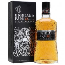Highland Park 12 Years Single Malt Scotch Whisky (New)