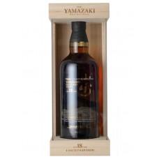 Yamazaki 18 Years Single Malt Japanese Whisky (Special Edition)