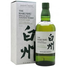 Hakushu Distiller's Reserve Single Malt Whisky