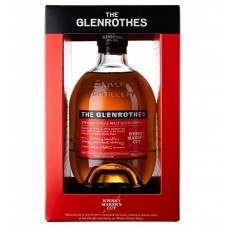 The Glenrothes Speyside Single Malt Scotch Whisky - Whisky Maker's Cut