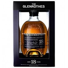 The Glenrothes Speyside 18 Years Old Single Malt Scotch Whisky