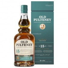 Old Pulteney 15 Years Old Single Malt Scotch Whisky