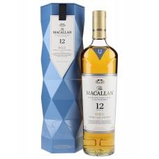 Macallan 麥卡倫12年黃金三桶單一麥芽威士忌 (2019 版)