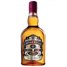 Chivas Regal 12 Years Blended Scotch Whisky - 70cl (Without Box)