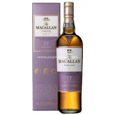 Macallan 17 Years Single Malt Scotch Whisky - Fine Oak