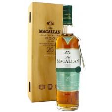 Macallan 25 Years Single Malt Scotch Whisky - Fine Oak