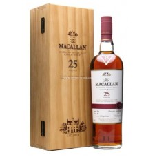Macallan 25 Years Single Malt Scotch Whisky - Sherry Oak