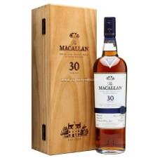 Macallan 30 Years Single Malt Scotch Whisky - Sherry Oak