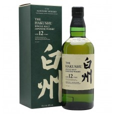 Hakushu 12 Years Single Malt Japanese Whisky