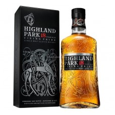 Highland Park 18 Years Single Malt Scotch Whisky