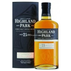 Highland Park 21 Years Single Malt Scotch Whisky