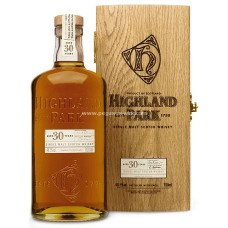 Highland Park 30 Years Single Malt Scotch Whisky