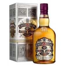 Chivas Regal 12 Years Blended Scotch Whisky - 3L