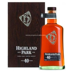 Highland Park 40 Years Single Malt Scotch Whisky
