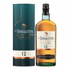 Singleton 12 Years Single Malt Scotch Whisky of Glen Ord