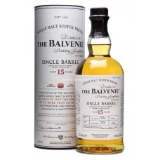 Balvenie 15 Years Single Malt Scotch Whisky - Single Barrel