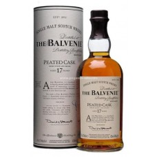 Balvenie 17 Years Single Malt Scotch Whisky - Peated Case