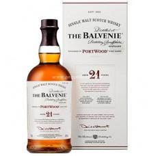 Balvenie 21 Years Single Malt Scotch Whisky - Portwood