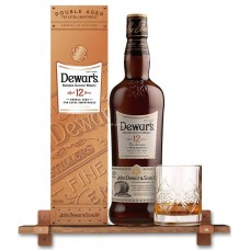 Dewar's 12 Years Double Aged Blended Scotch Whisky