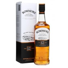 Bowmore 12 Years Old Islay Single Malt Scotch Whisky
