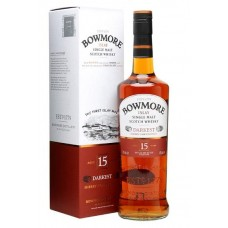Bowmore 15 Years Old Islay Single Malt Whisky - Darkest