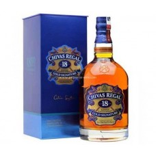 Chivas Regal 18 Years Blended Scotch Whisky - 70cl