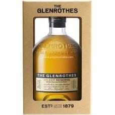 Glenrothes Speyside Single Malt Scotch Whisky - Select Reserve