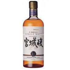 Miyagikyo Japanese Single Malt Whisky 宮城峽10年