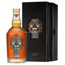 Chivas Regal 25 Years Blended Scotch Whisky - 70cl