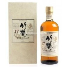 Taketsuru Japanese Pure Malt Whisky 17 Year Old 竹鶴17年 (With Box)