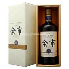 Yoichi Japanese Single Malt Whisky 15 Years (With Box)