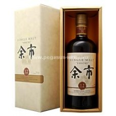 Yoichi Japanese Single Malt Whisky 12 Years (With Box)