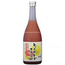 Asahara Shuzo Red Grapefruits Chu - 720ml