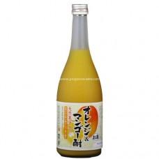 Asahara Shuzo Orange & Mango Chu - 720ml