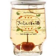 Asahikawa Cherry Sake - 170ml