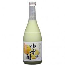 Asahara Shuzo Yuza Chu - 720ml