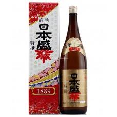 Nihonsakari Tokusen Sake
