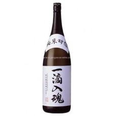 賀茂鶴一滴入魂純米吟釀 - 1.8L